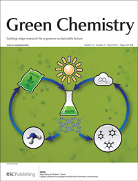 [IMAGE]Green Chemistry Cover